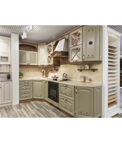 Кухня  Бук, цвет по RAL